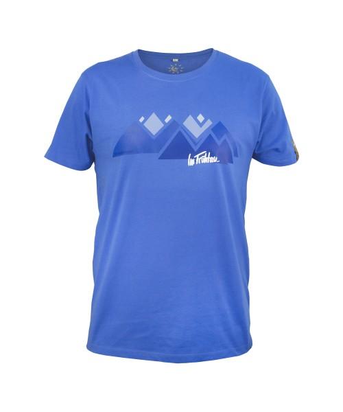 """himmelskoerper Herren T-Shirt """"im Frühtau..."""", vorne"""